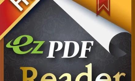 ezPDF Reader HD: Interactive PDF Reader Ipa App iOS Free Download