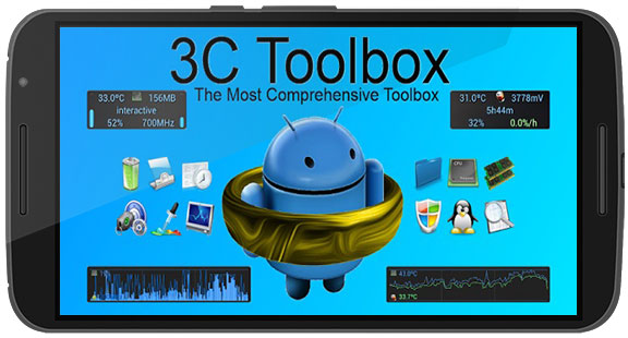 3C Toolbox Pro Apk App Android Free Download