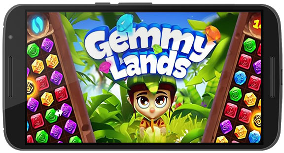 Gemmy lands Apk Game Android Free Download