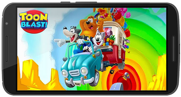 Toon Blast Apk Game Android Free Download