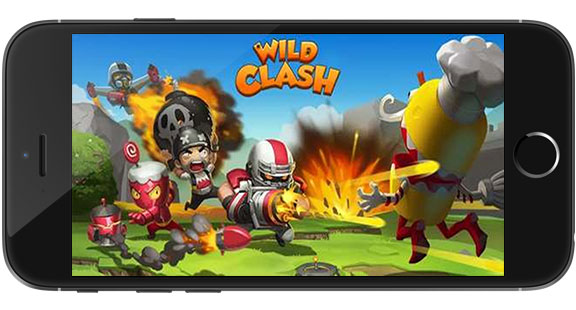 Wild Clash – Online Battle Apk Game Android Free Download