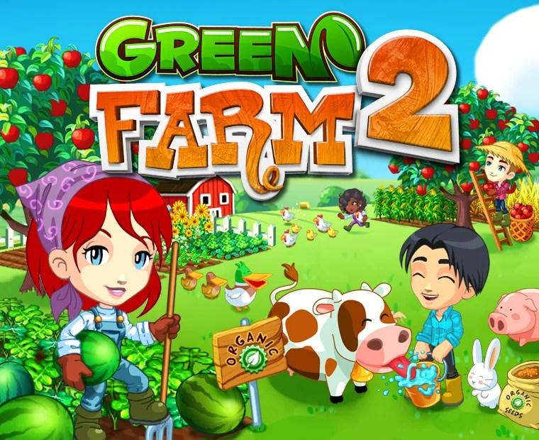 Green Farm 2 Ipa Game iOS Free Download