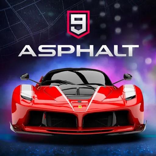 Asphalt 9: Legends Ipa Game iOS Free Download