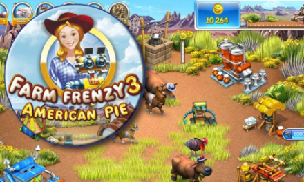 Farm Frenzy 3 HD Ipa Game iOS Free Download