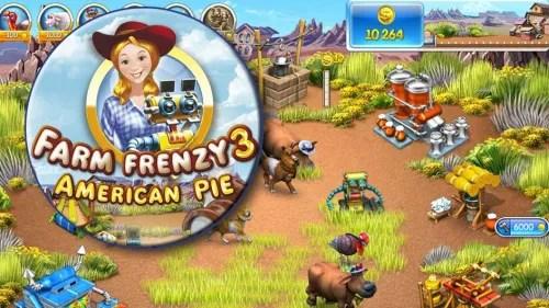 Farm Frenzy 3 HD Ipa Game iOS Free Download