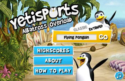 Yetisports 4 Albatros Overload Ipa Game iOS Free Download