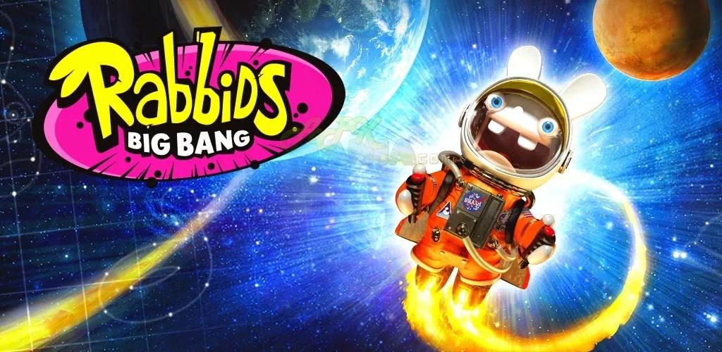 Rabbids Big Bang Ipa Game iOS Free Download