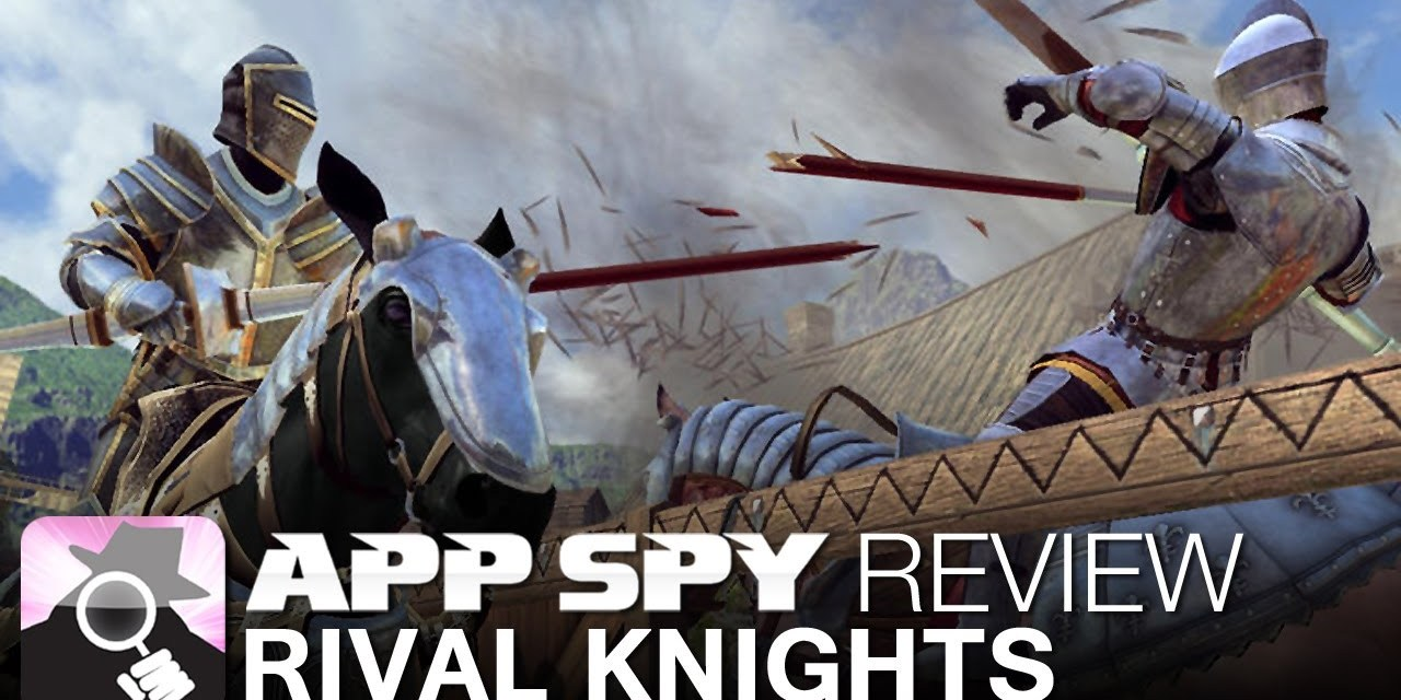 Rival Knights Ipa Game iOS Free Download