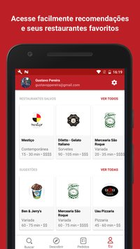 iFood Delivery De Comida Apk App Android Free Download