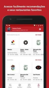 iFood Delivery De Comida Apk App Android Free Download