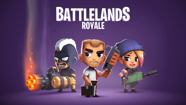 Battlelands Royale Apk Game Android Free Download