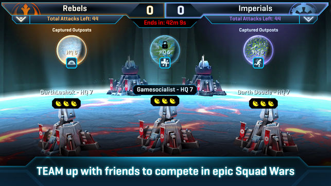 Star Wars: Commander Apk Game Android Free Download
