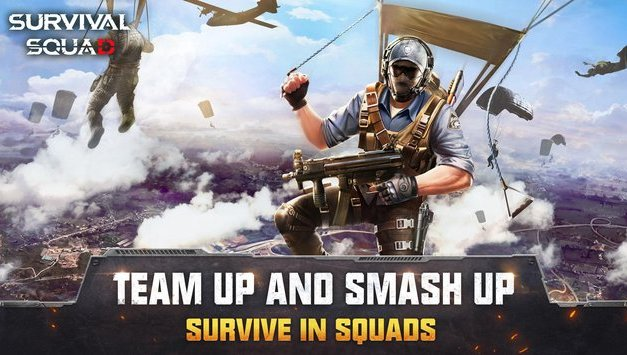 Survival Squad Apk Game Android Free Download