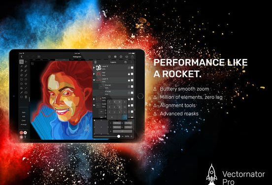 Vectornator Pro Ipa App iOS Free Download