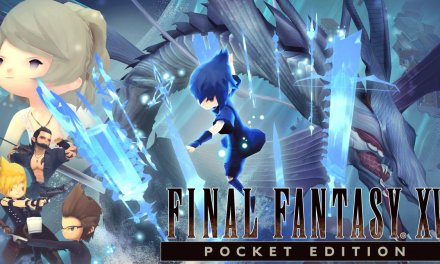 FINAL FANTASY XV POCKET EDITION Ipa Game iOS Free Download