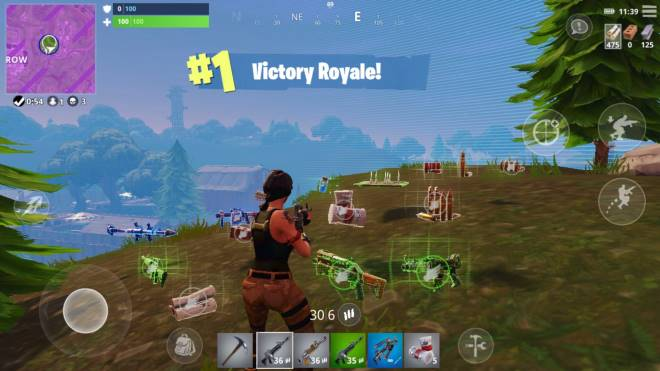 Fortnite Battle Royale Ipa Game iOS Free Download