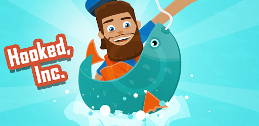 Hooked Inc: Fisher Tycoon Apk Game Android Free Download