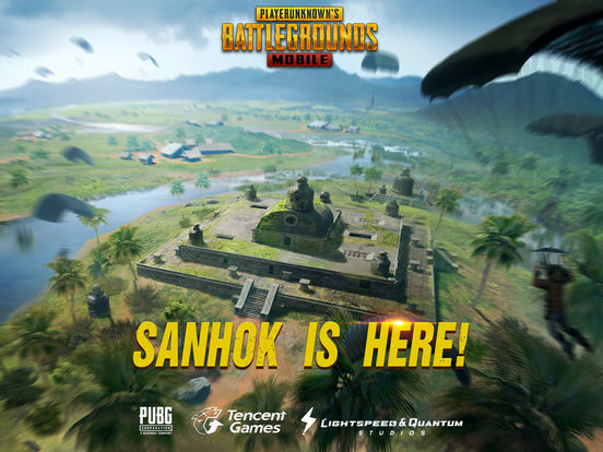 PUBG MOBILE Ipa Game iOS Free Download