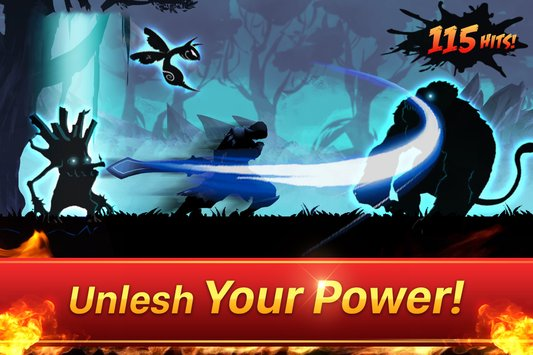 Shadow Fight Hero – Dark Souls Stickman Legend Apk
