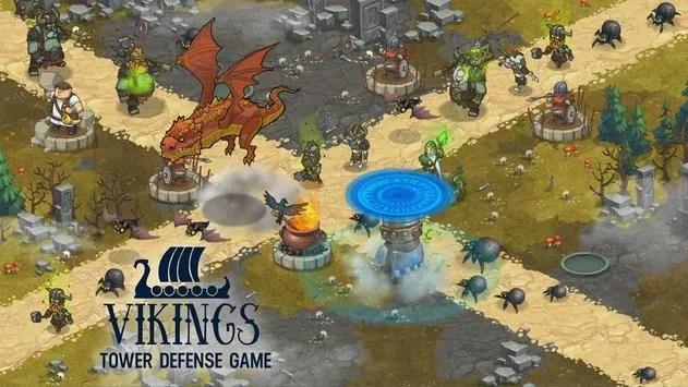 Vikings: The Saga Apk Game Android Free Download