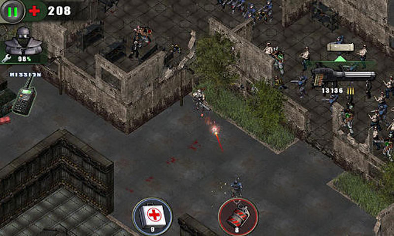 Zombie Shooter Apk Game Android Free Download
