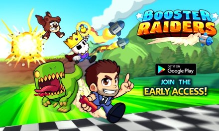 Booster Raiders Apk Game Android Free Download