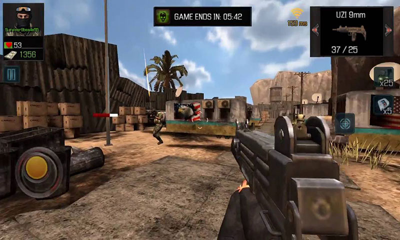 Forward Assault Apk Game Android Free Download