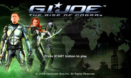G.I.JOE The Rise Of Cobra Game iOS And Android Free Download