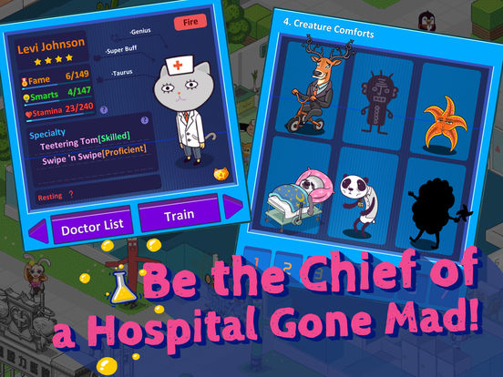 Haywire Hospital Ipa Game iOS Free Download