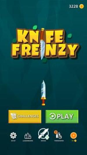 Knife Frenzy Apk Game Android Free Download