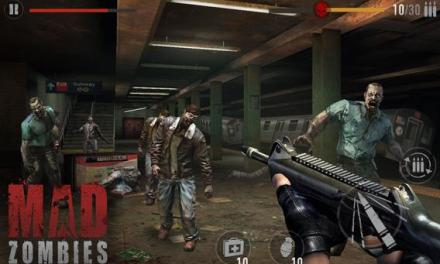 MAD ZOMBIES: Offline Zombie Games Apk Free Download