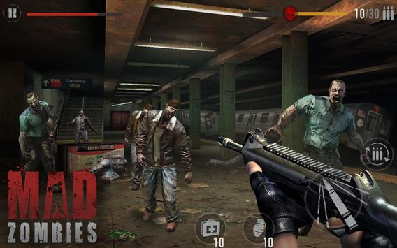 MAD ZOMBIES: Offline Zombie Games Apk Free Download