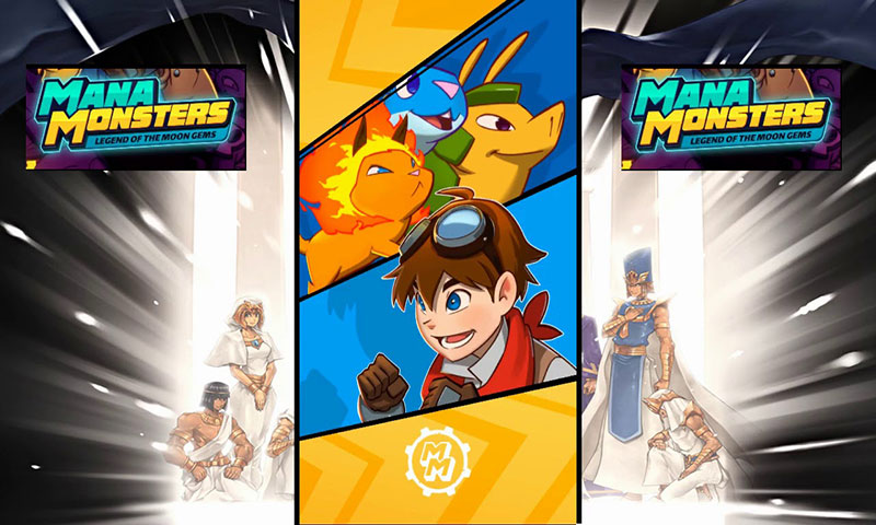 Mana Monsters – Legend of the Moon Apk Game Android Free Download