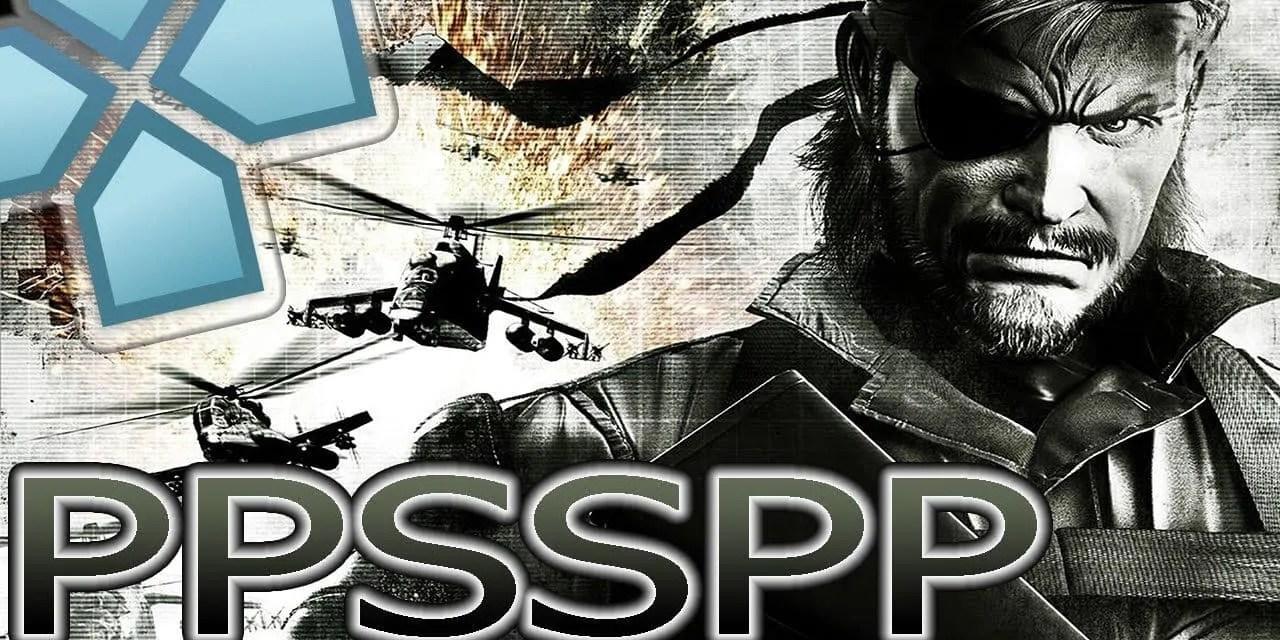 Metal Gear Solid: Peace Walker Game Free Download