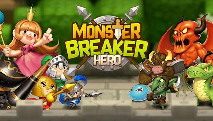 Monster Breaker Hero Apk Game Android Free Download