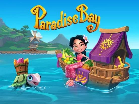 Paradise Bay Ipa Game iOS Free Download