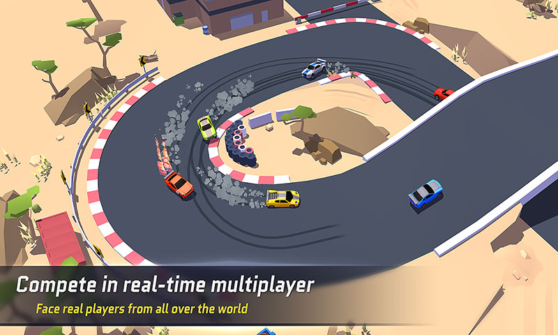 SkidStorm—Multiplayer Apk Game Android Free Download