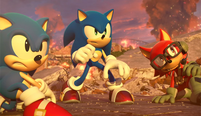 Sonic Forces Ipa Game iOS Free Download