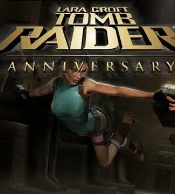 Lara Croft Tomb Raider Anniversary Game Android Ios Free