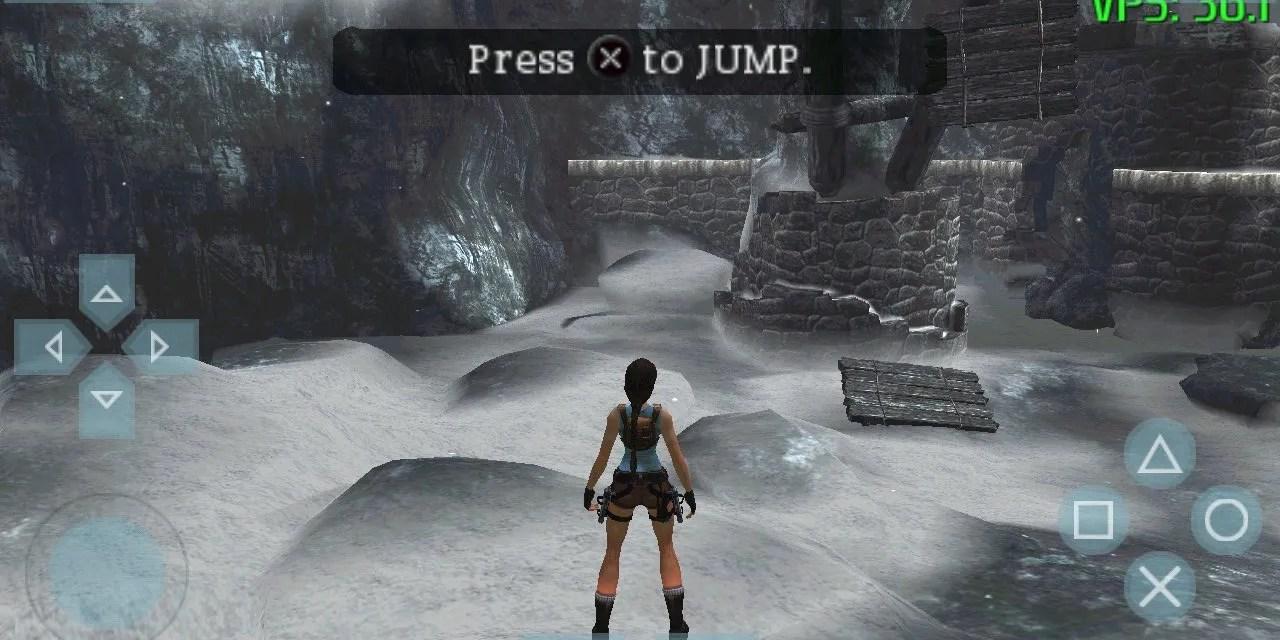 Lara Croft Tomb Raider Anniversary Game Android Ios Free Download