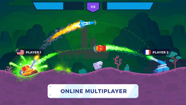Tank Stars Apk Game Android Free Download