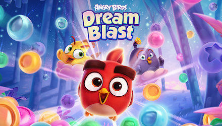Angry Birds Dream Blast Ipa Game iOS Download