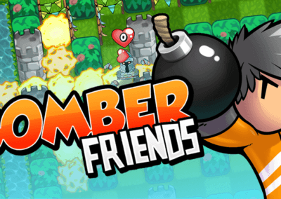 Bomber Friends Apk Game Android Free Download