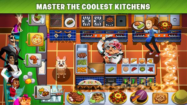 COOKING DASH Apk Game Android Free Download