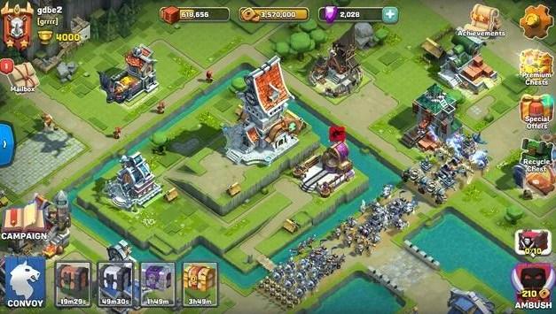 Caravan War Apk Game Android Free Download