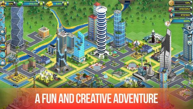 City Island 2–Building Story Apk Game Android Free Download
