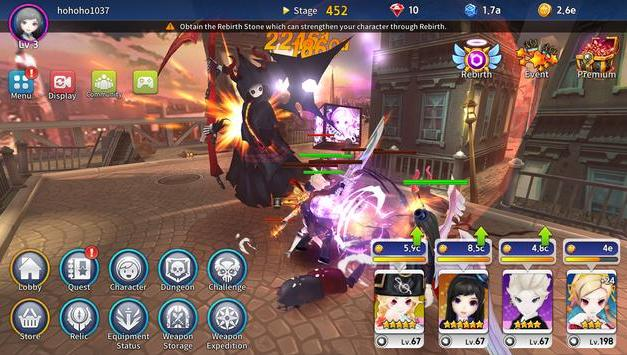 Destiny Chaser Apk Game Android Free Download