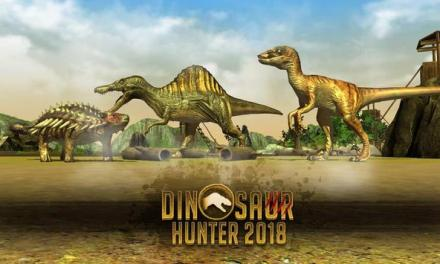 Dinosaur Hunter 2018 Apk Game Android Free Download