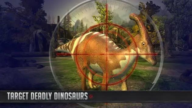 Dinosaur Hunter 2018 Apk Game Android Free Download