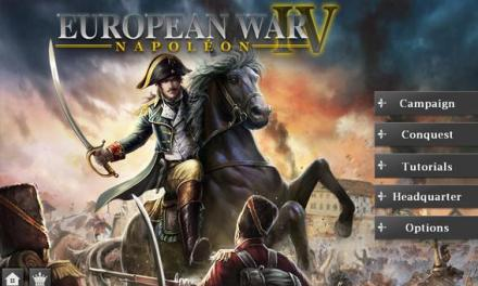European War 4 Napoleon Apk Game Android Free Download